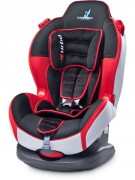 Autosedačka 9-25 kg SPORT TURBO 2015 red